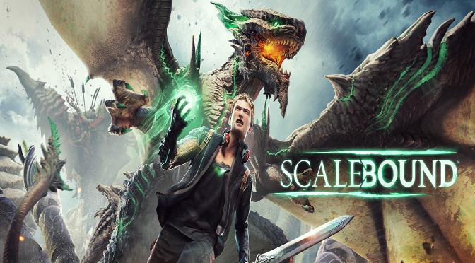 Scalebound foi cancelado
