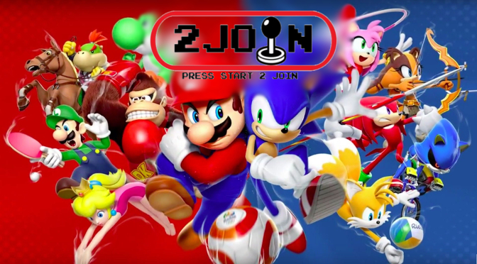 MARIO & SONIC AT THE RIO 2016 OLYMPIC GAMES (WII U) – REVIEW COMPLETAÇO