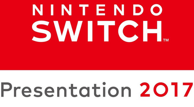 Nintendo Switch Presentation ao vivo e a cores