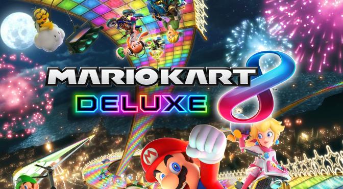 Saiba quem são os personagens selecionáveis do Mario Kart 8 Deluxe