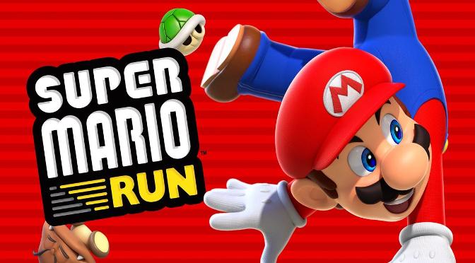 Super Mario Run já foi baixado 90 milhões de vezes e comprado por 3 milhões de pessoas