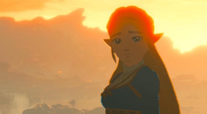 """Veja como é a cena de """"Zelda Chorando"""" em 7 idiomas diferentes"""