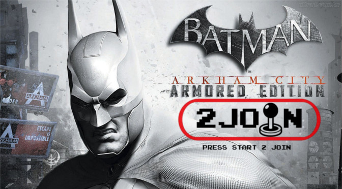 Análise – Batman Arkham City: Armored Edition – Wii U