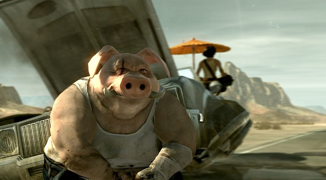 [ Rumor ] BEYOND GOOD AND EVIL 2 será exclusivo temporário do Nintendo Switch