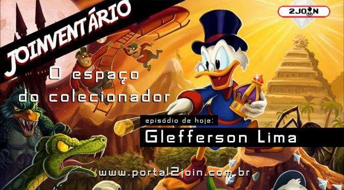 Joinventário – Coleção Glefferson