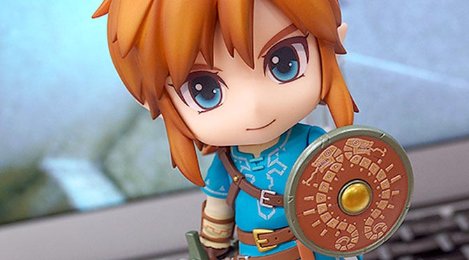 Preparem suas carteiras: Nendoroid do Link de Breath of the Wild revelado!
