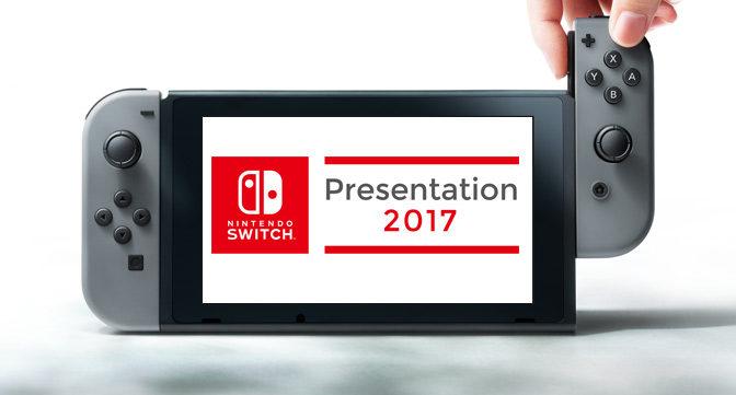 Nintendo Switch DETALHADO!