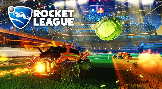 Rocket League foi o jogo mais baixado na PSN em 2016