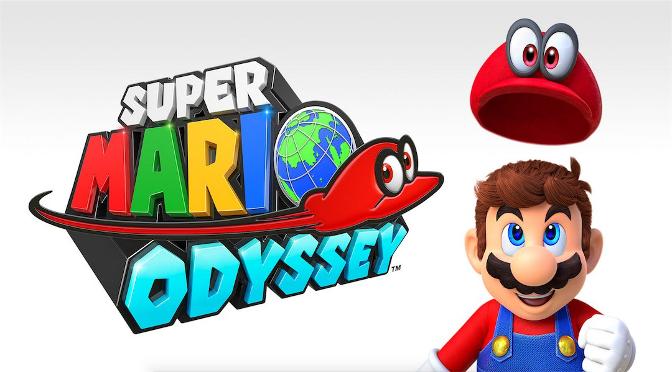 Super Mario Odyssey estará presente na E3 2017