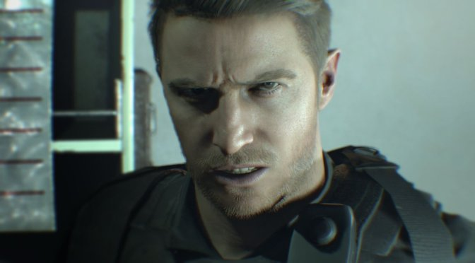 DLC gratuito de Resident Evil 7 inclui Chris Redfield