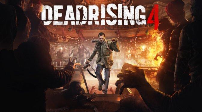 Dead Rising 4 estará disponível no Steam a partir de março