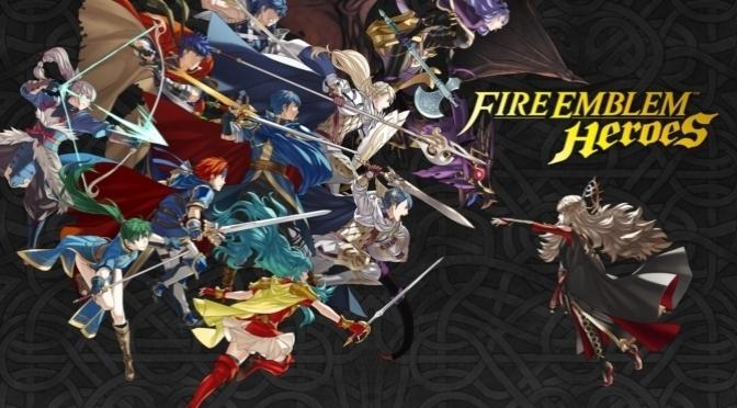 Fire Emblem Heroes fatura R$9 milhões em 24h
