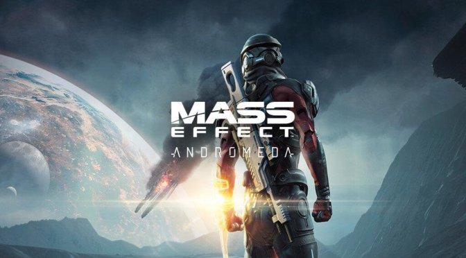 Novo trailer de Mass Effect Andromeda destaca os combates