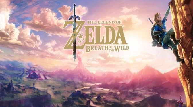 Nintendo defende DLC pago em Zelda: Breath of the Wild