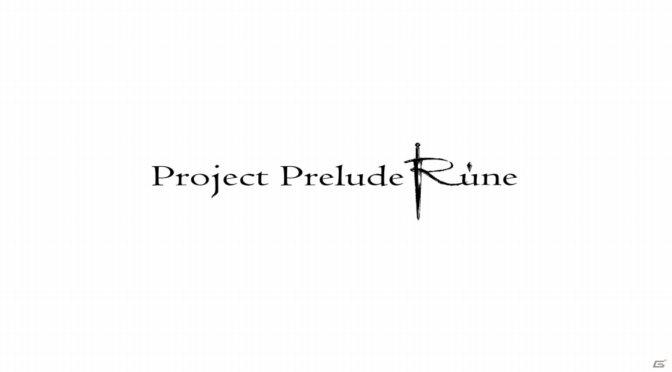 Project Prelude Rune é o novo trabalho da Square Enix