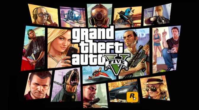 GTA V já teve 75 milhões de unidades enviadas às lojas