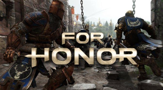 Ubisoft bane mais de 1000 jogadores em For Honor