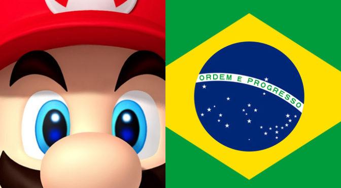 Nintendo Voltando ao Brasil?!