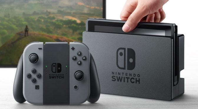 Nintendo planeja duplicar a produção do Nintendo Switch