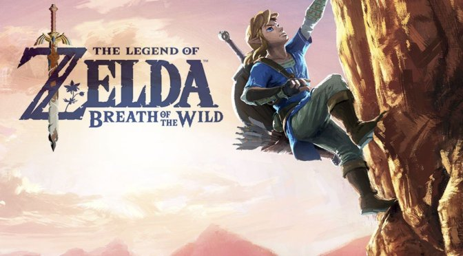 Zelda: Breath of the Wild terá Passe de Expansão