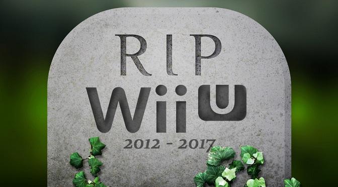Wii U: Descanse em Paz