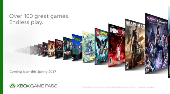 Xbox Game Pass não terá sucesso, segundo Michael Pachter