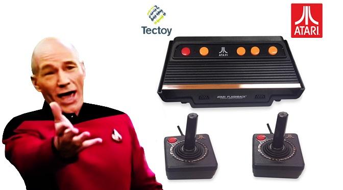 Tectoy Lança Atari – Takipariu Tectoy!