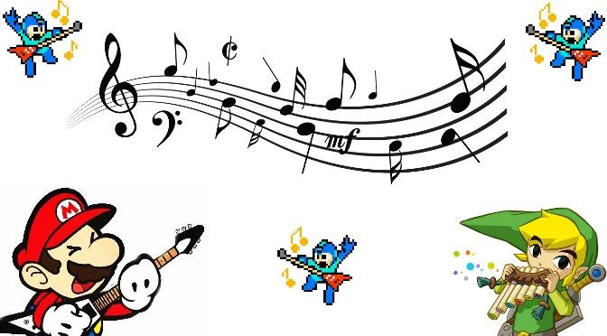 Musicas Inesquecíveis nos Games