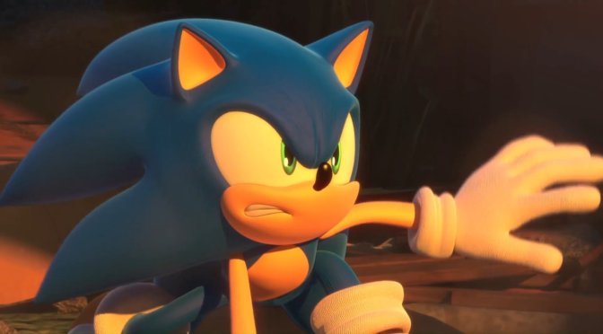 SEGA revela uma imagem teaser de Project Sonic 2017