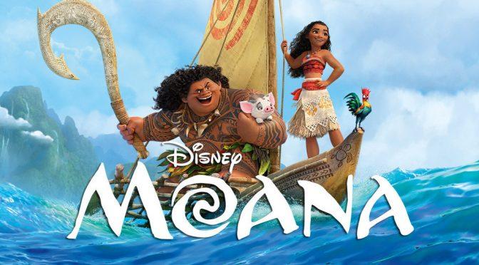 Moana – Um mar de aventuras (Moana, EUA 2016)
