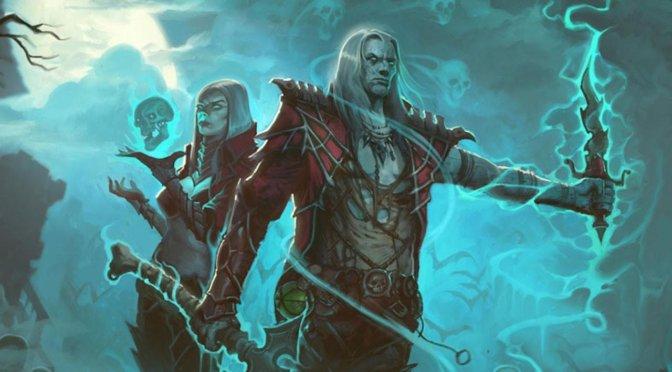 Conheça as habilidades do Necromante, a nova classe de Diablo III
