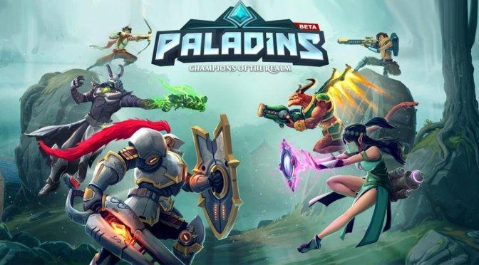 Paladins entra em fase closed beta nos consoles