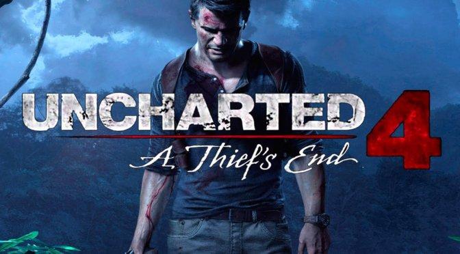 Uncharted 4: A Thief's End lidera indicações para o BAFTA Games 2017