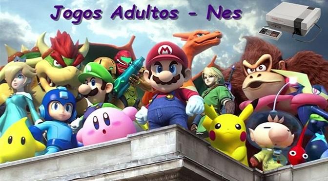 Jogos Adultos na Nintendo (Nes – parte 1)