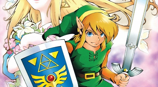 Mangá de The Legend of Zelda será lançado no Brasil