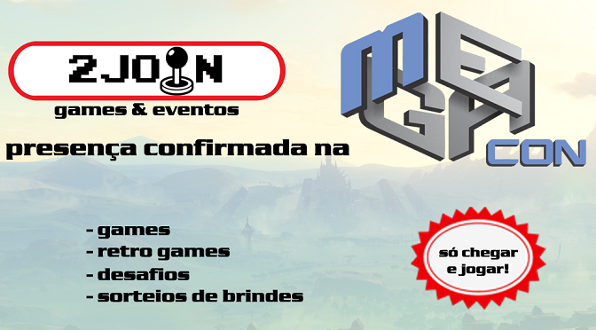 2 Join na Megacon 06/05/2017