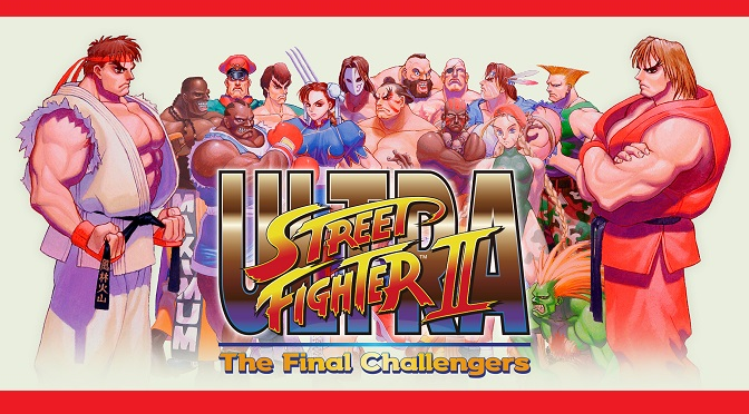 Ultra Street Fighter II – Nintendo Switch por $ 39,99!