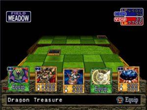 Yu Gi Oh Battle Card 3