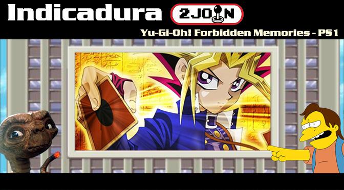 Indicadura – Yu-gi-oh! Forbidden Memories – Ps1