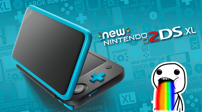 New 2DS XL – A Nintendo Corrigindo o 3DS