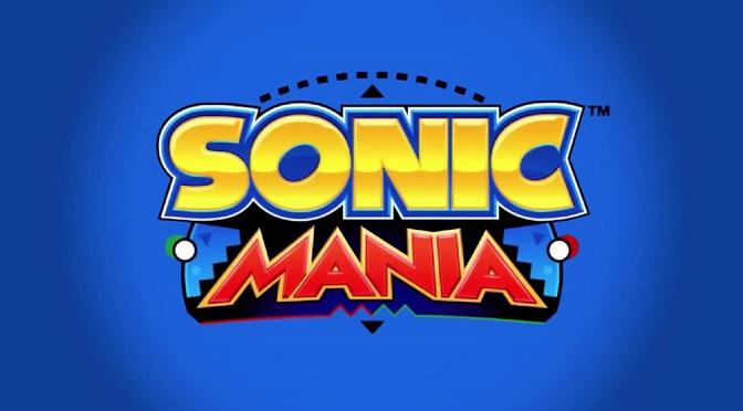 Primeiras Impressões – Sonic Mania (Nintendo Switch)
