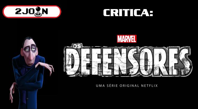 Crítica – Os Defensores (série)