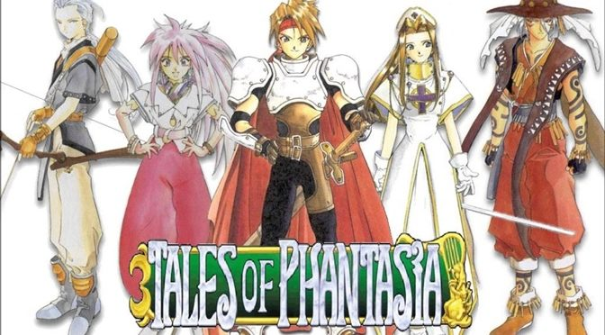 Review: Tales of Phantasia (Snes – 1995)