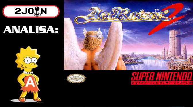 2Join Analisa: ActRaiser 2 (Snes – 1993)