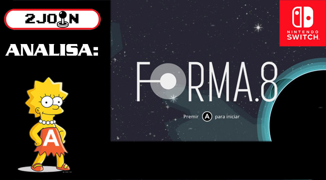 2 Join Analisa – Forma.8 (Nintendo Switch)