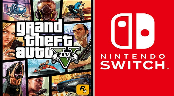 Rumor: GTA 5 pode estar chegando ao Switch