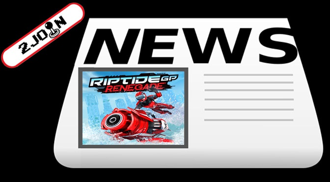 Riptide GP: Renegade chegará ao Switch com cross-play