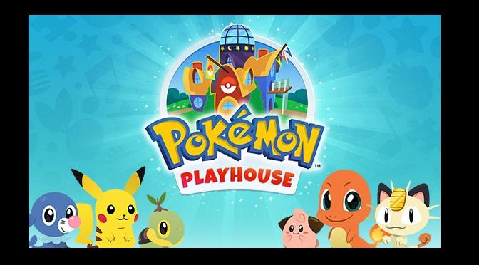 Pokemon Playhouse: formando uma nova geração de caçadores de pokemon!