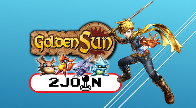 Review: Golden Sun (GBA – 2001)