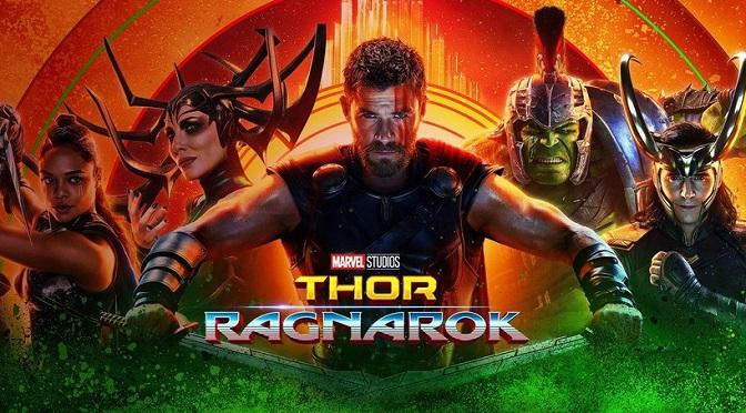 Thor: Ragnarok – Review SEM SPOILERS